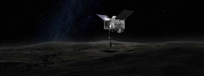 NASA: Sonde OSIRIS REx